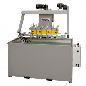 Cylinder Head Testing Machine by Imersion
